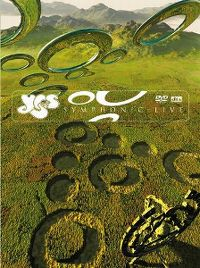 Cover Yes - Symphonic Live [DVD]